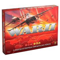 Jogo War Ii Tabuleiro Jogo da Estrategia com Batalhas Aereas Grow -