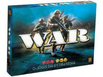 Jogo War Tabuleiro O Jogo da Estratégia - Grow -