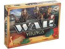 Jogo War Vikings Tabuleiro O Jogo da Estratégia - Grow -