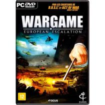 Jogo Wargame: European Escalation - PC - Focus home interactive