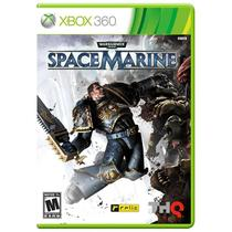 Jogo Warhammer 40,000: Space Marine - Xbox 360 - Thq