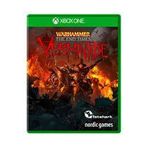 Jogo Warhammer End Times Vermintide Xbox One - Sony