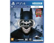 Jogo Warner Batman Arkham VR PS4 Blu-ray (WG5304AN)