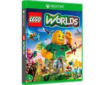 Jogo Warner Lego Worlds Xbox One Blu-ray  (WG5308ON) -