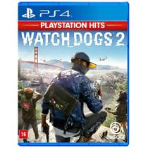 Jogo Watch Dogs 2 Hits - PS4 - Ubisoft