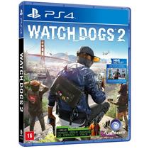 Jogo Watch Dogs 2 - PS4 - Ubisoft