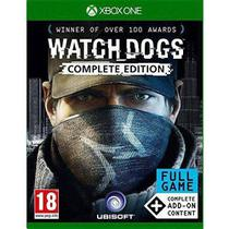 Jogo Watch Dogs Complete Edition Xbox One - Mgsp - Mgsp Group
