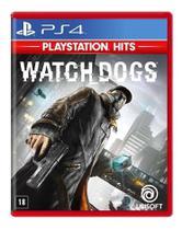Jogo Watch Dogs (Hits) - PS4 - Ubisoft