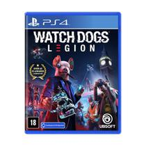 Jogo Watch Dogs: Legion - PS4 - Ubisoft