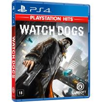 Jogo Watch Dogs - PS4 - Sony
