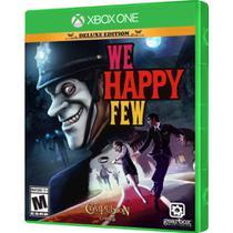 Jogo we happy few deluxe edition xbox one - Compulsion games