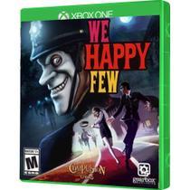 Jogo we happy few xbox one - Compulsion games