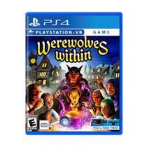 Jogo Werewolves Within - PS4 VR - Ubisoft