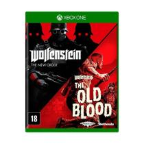 Jogo Wolfenstein The Two Pack Xbox One Disco Fisico - Bethesda