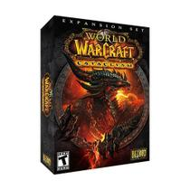 Jogo World of Warcraft: Cataclysm - PC - Activision