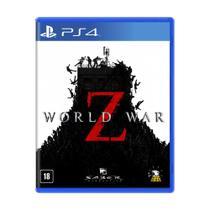 Jogo World War Z - PS4 - Focus Home Interactive