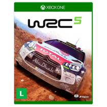 Jogo WRC 5: FIA World Rally Championship - Xbox One - Bigben