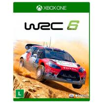 Jogo WRC 6: FIA World Rally Championship - Xbox One - Bigben