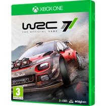 Jogo wrc 7 fia world rally championship xbox one - Bigben interactive