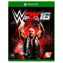 Jogo WWE 2K16 - Xbox One - 2k games