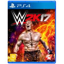 Jogo WWE 2K17 - PS4 - Take two