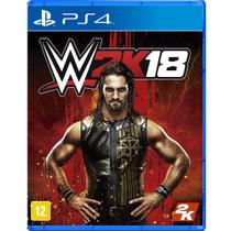 Jogo WWE 2K18 - PS4 - Take two