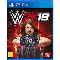 Jogo WWE 2K19 - PS4 - Take two
