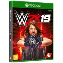 Jogo WWE 2K19 - Xbox One - Take two