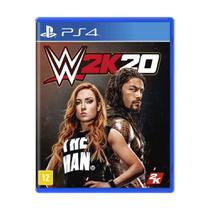 Jogo WWE 2K20 - PS4 - 2K Sports