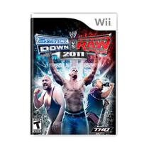 Jogo WWE SmackDown Vs. Raw 2011 - Wii - Thq