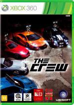 Jogo XBox 360 The Crew - Ubisoft