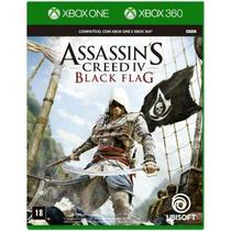 jogo xbox one assassins creed 4 black flag -