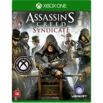 Jogo Xbox One Assassins Creed Syndicate - Ubisoft