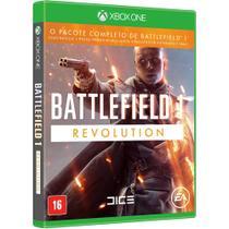 Jogo Xbox One Battlefield 1 Edição Revolution - Dice