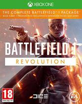 jogo xbox one battlefield 1 revolution -