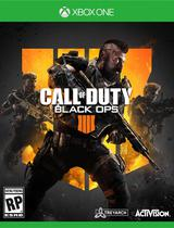 Jogo Xbox One Call Of Duty Black Ops 4 - Activision