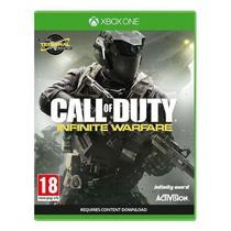 jogo xbox one call of duty infinity warfare - Activision