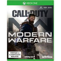 Jogo xbox one call of duty - modern warfare  activision -