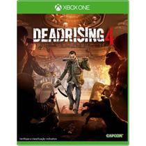 Jogo Xbox One Dead Rising 4 - Capcom