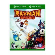 Jogo Xbox One e 360 Rayman Origins - Ubisoft
