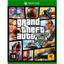 Jogo Xbox One Gta 5 - Rockstar
