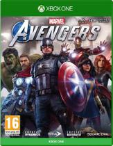 jogo xbox one marvel avengers -