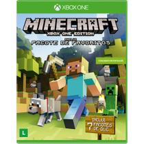 Jogo Xbox One Minecraft: Favorite Packs Edition - Mojang