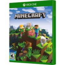 Jogo Xbox One Minecraft - Mojang/4j studios