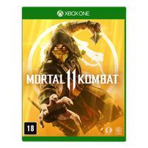 Jogo Xbox One - Mortal Kombat 11 - Warner -