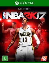 Jogo Xbox One NBA 2K17 -