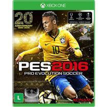 Jogo Xbox One PES 2016 - Konami