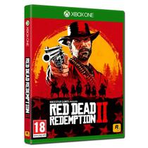 Jogo Xbox One Red Dead Redemption 2 - Rockstar games