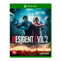 Jogo Xbox One - Resident Evil 2 - Capcom -