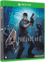 Jogo Xbox One Resident Evil 4 Remastered - Capcom